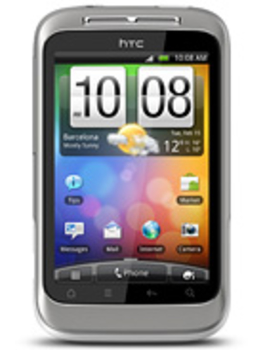 HTC Wildfire S root