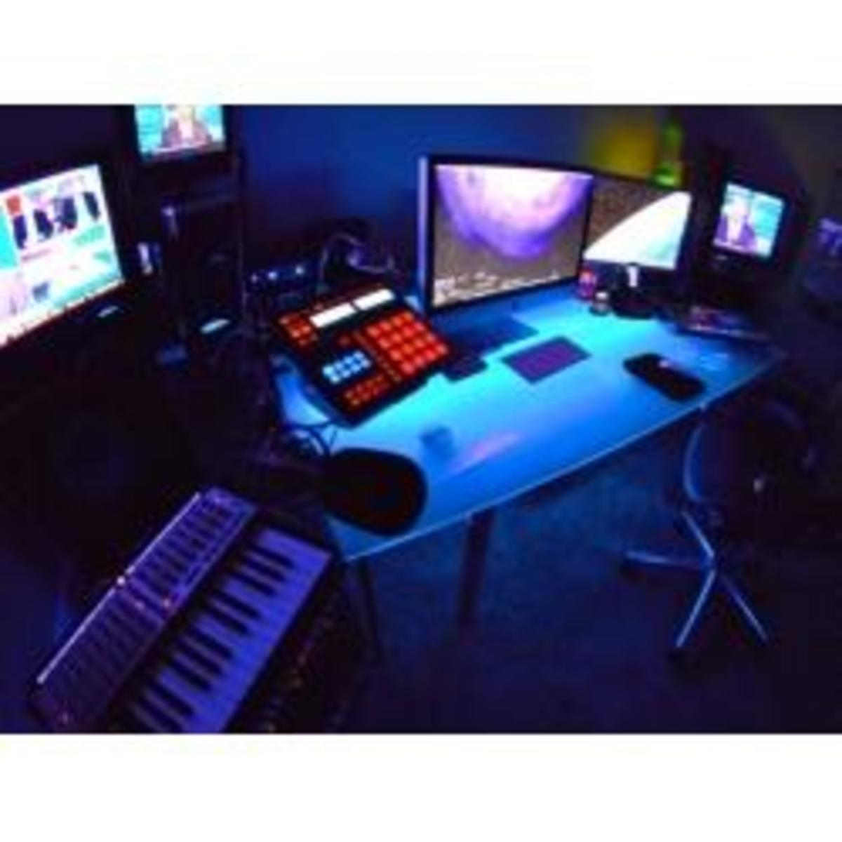 how-to-build-a-recording-studio-for-rap-music
