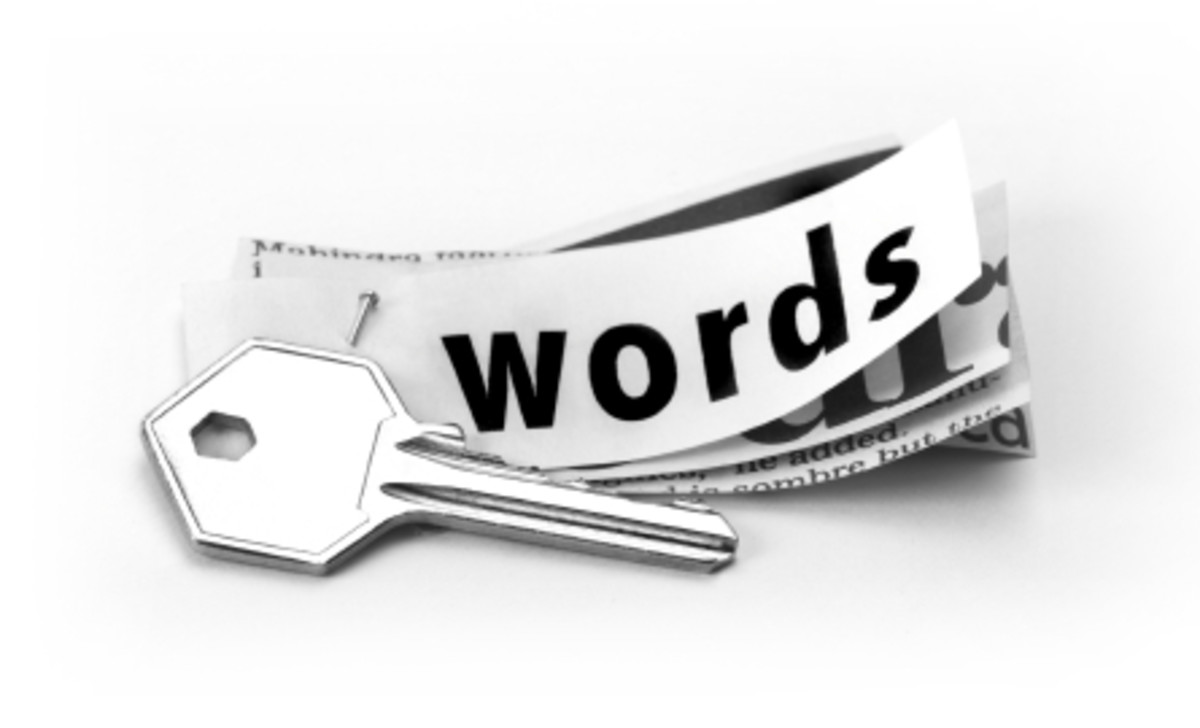 Successful Blogging Is All About Choosing The Right Keywords