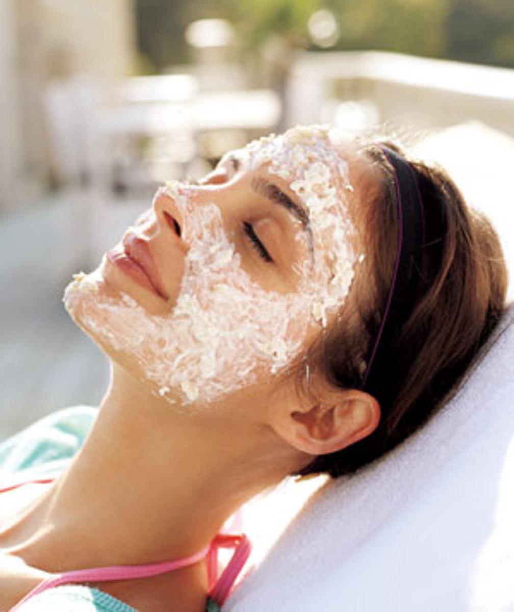 Natural Exfoliating Scrubs for Beautiful Skin