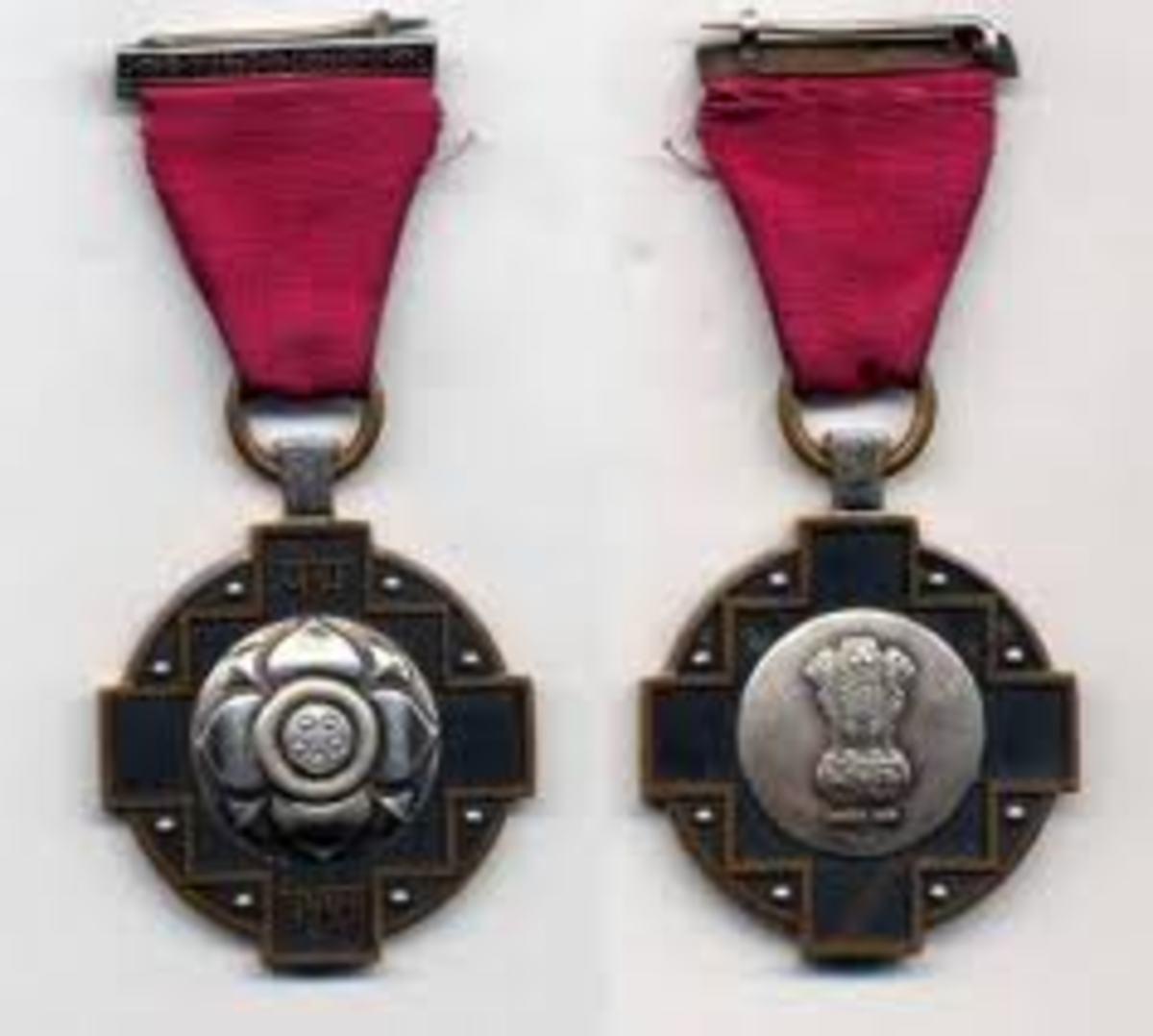 Padma Vibhushan Medal