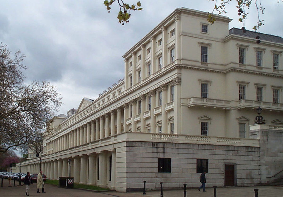 Royal Society, London