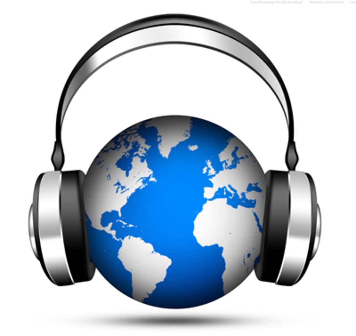 Radio in the Internet