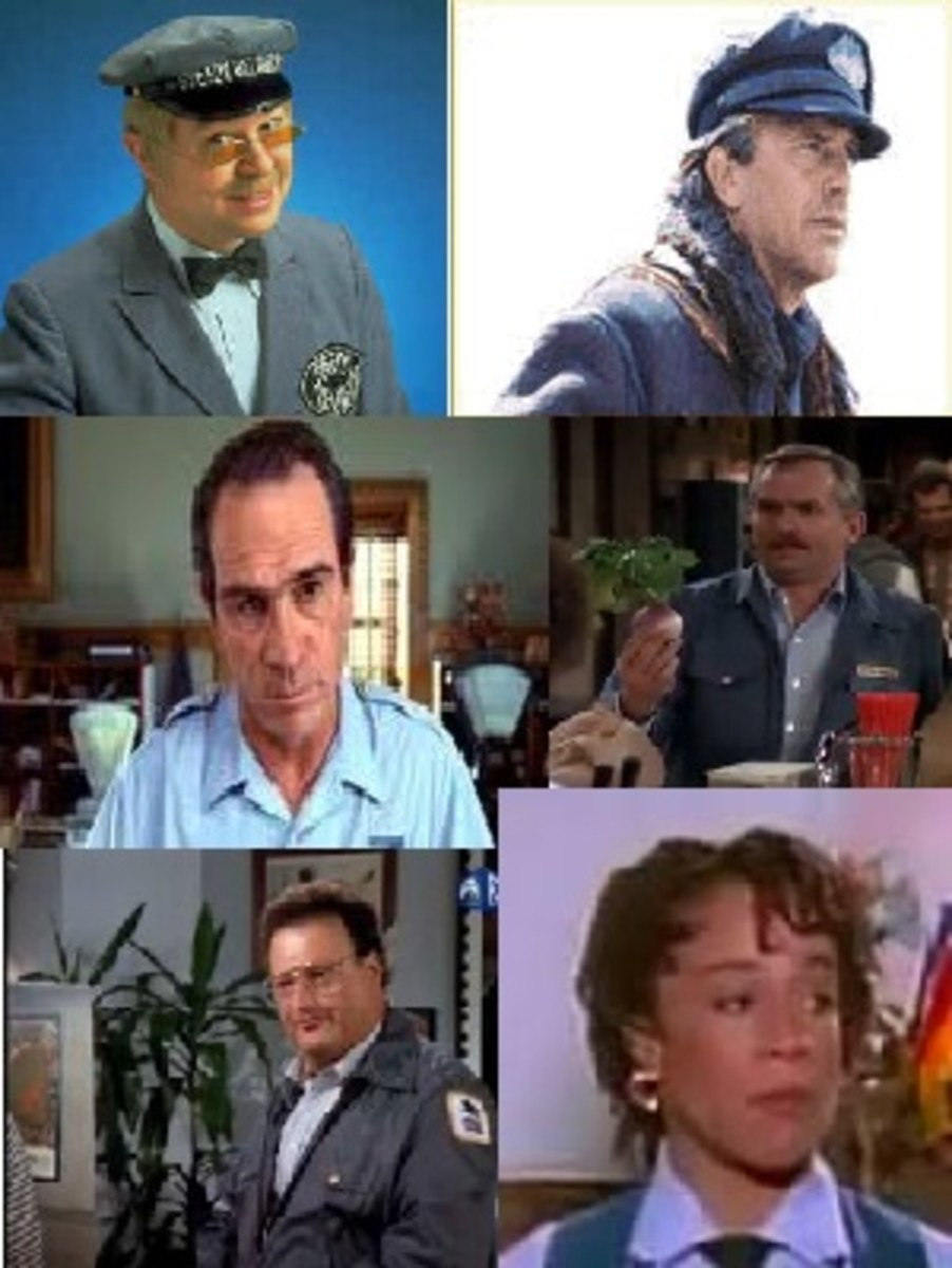 Mel's Marvelously Memorable Media Mailmen - Famous Mailmen from the entertainment world and what they mean