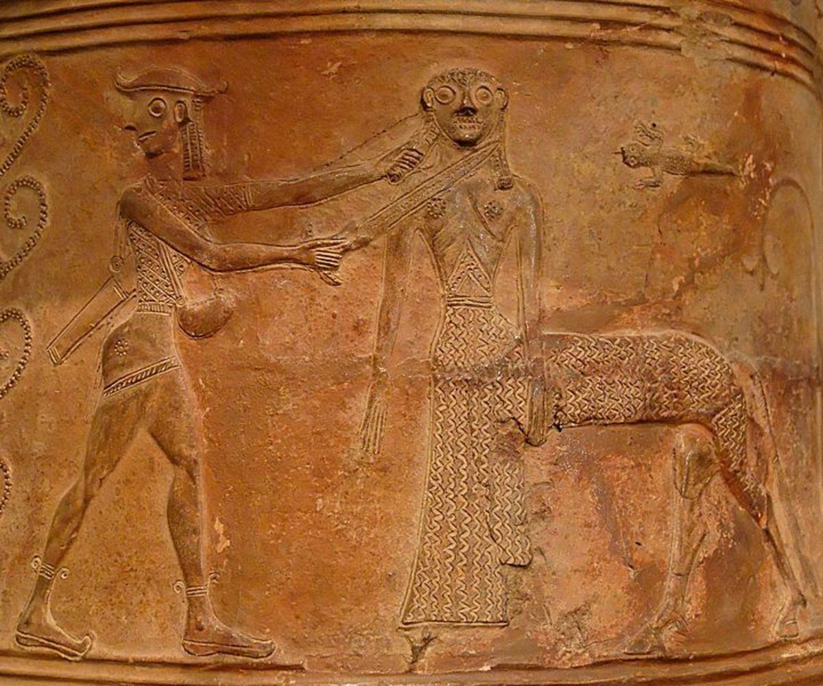 female-centaurs