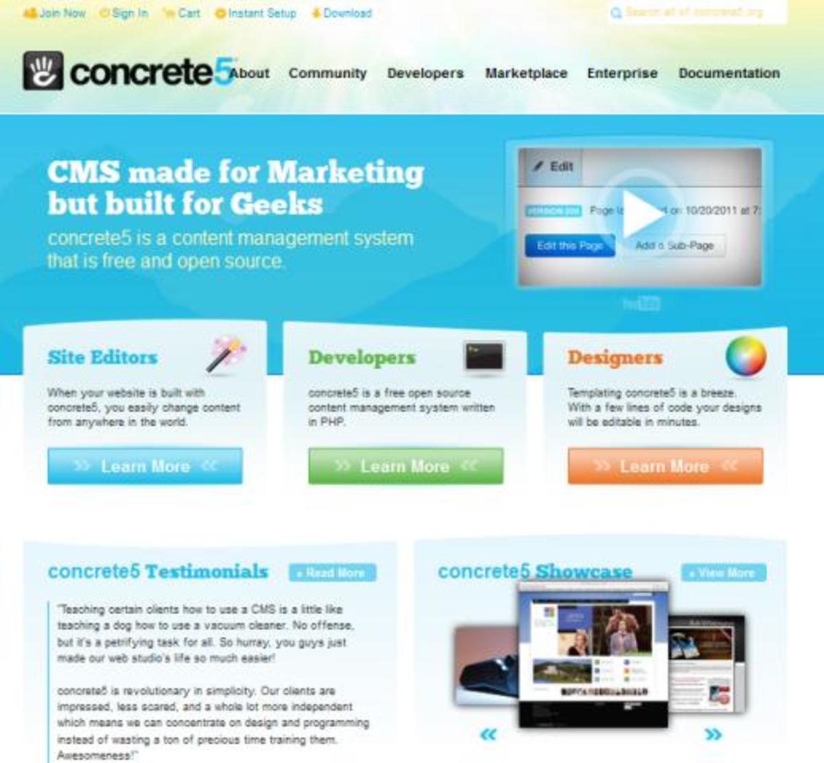 concrete5.org