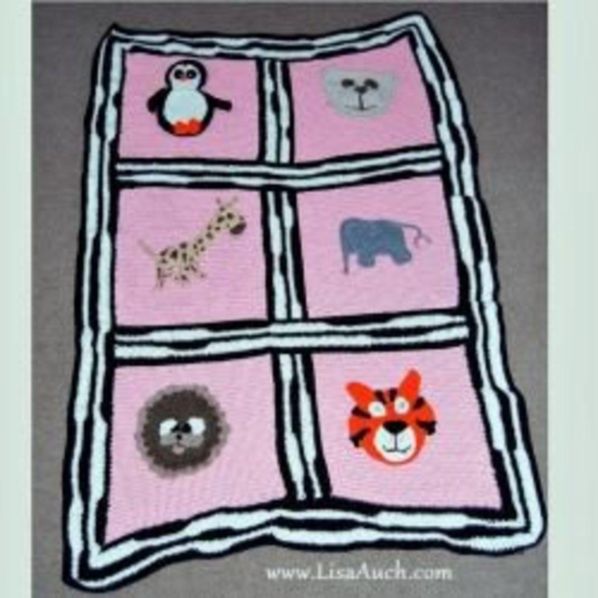 crochet-baby-blanket-patterns-design
