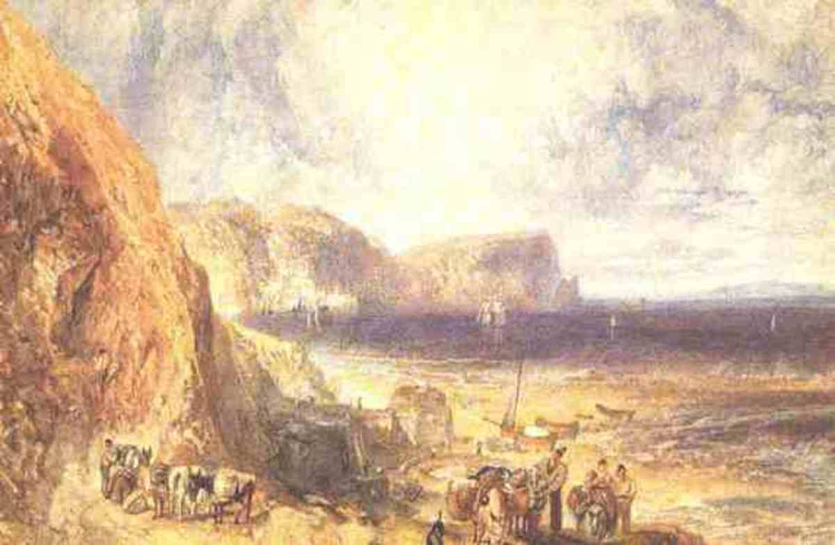 Painting by Turner.  Wiki commons