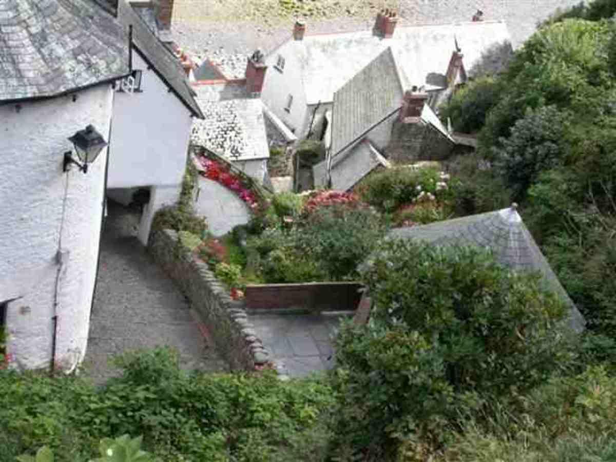 Clovelly North Devon