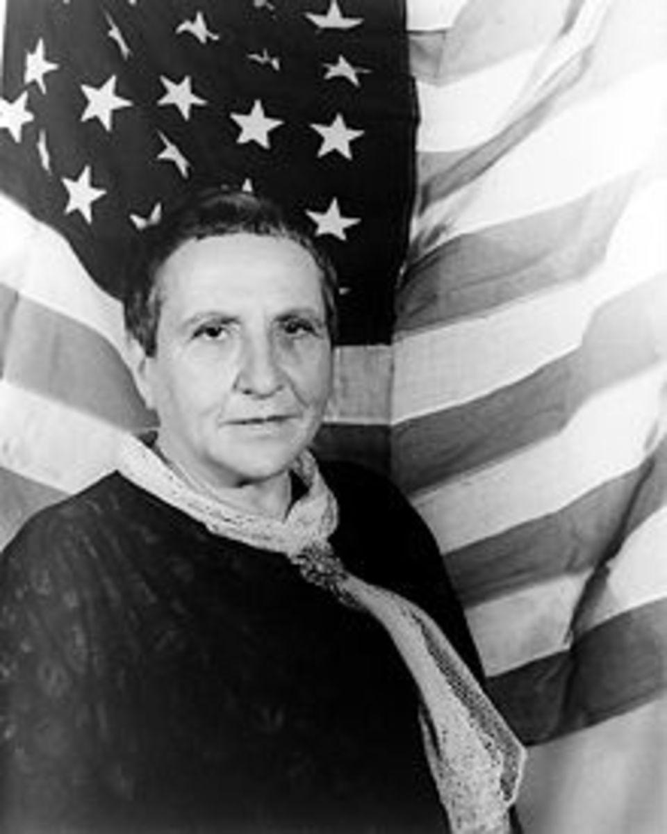 Gertrude Stein 1935