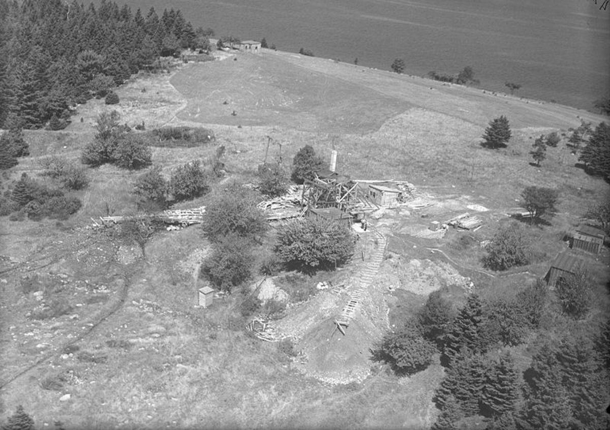Oak Island Diggings.