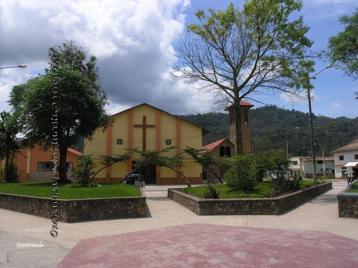 Oxapampa Church.
