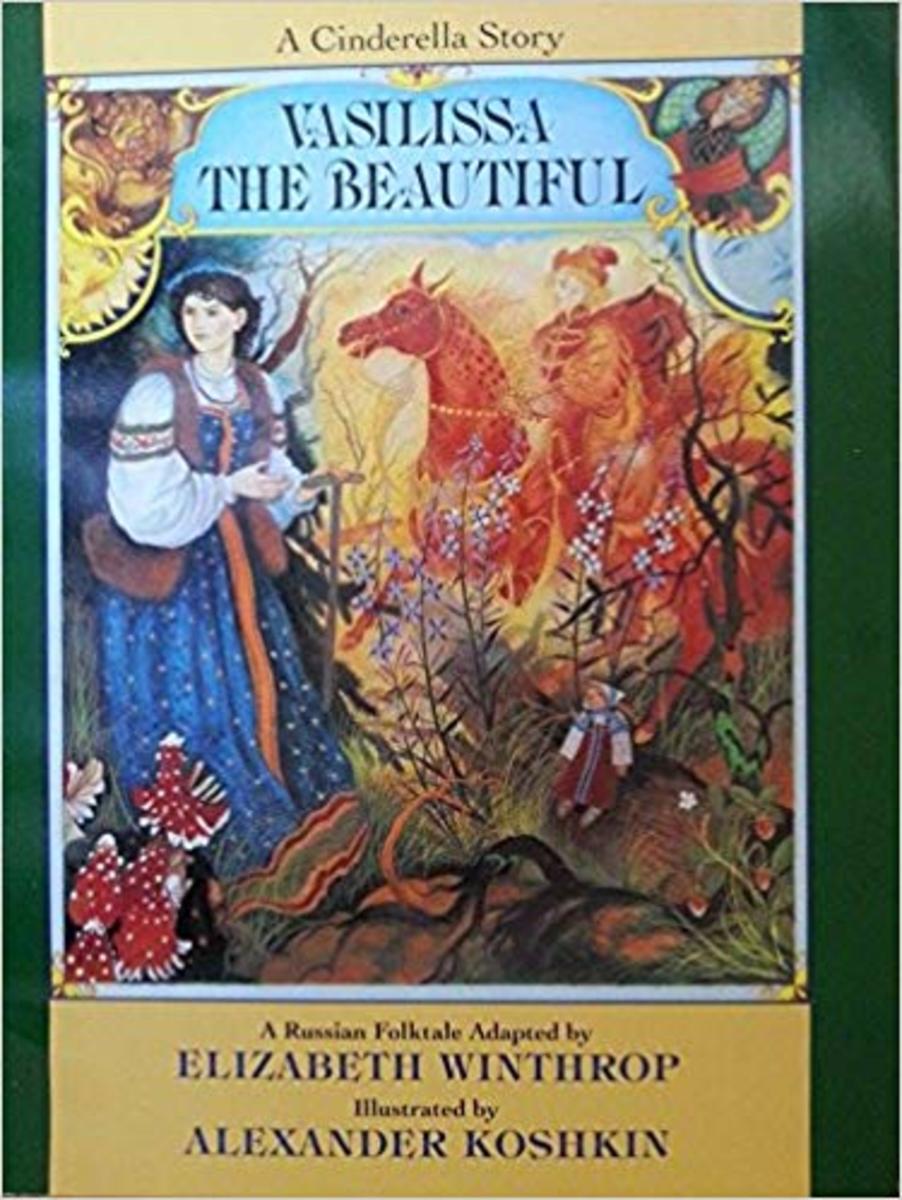 Vasilissa the Beautiful: A Russian Folktale by Elizabeth Winthrop