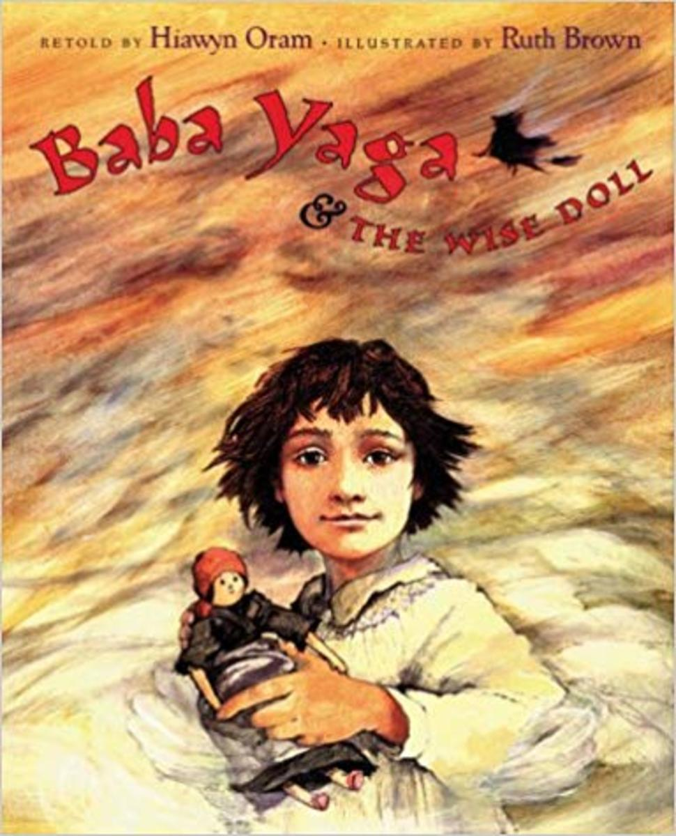 Baba Yaga and the Wise Doll by Oram Hiawyn