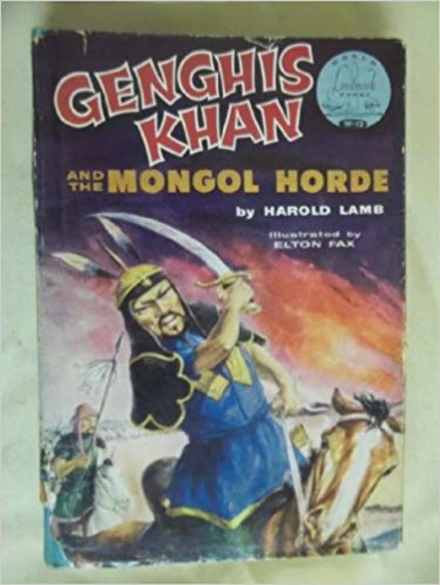 Genghis Khan and the Mongol Horde by Harold Lamb