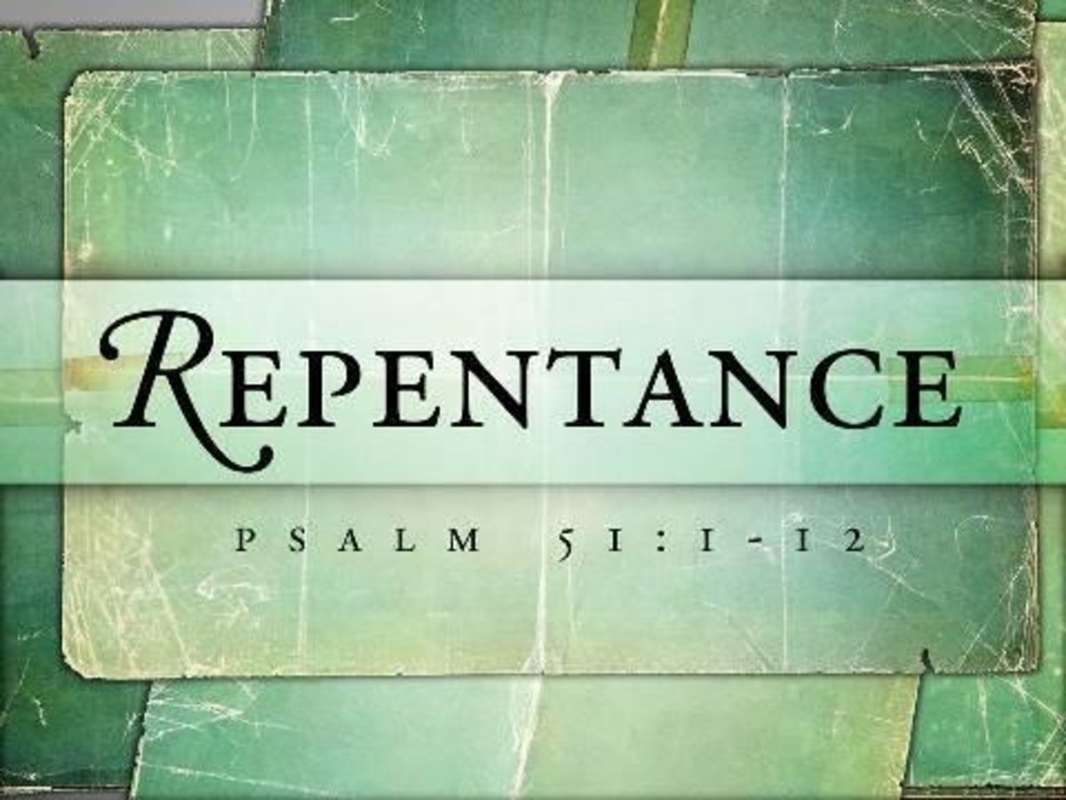 Repentance is the heart fixer