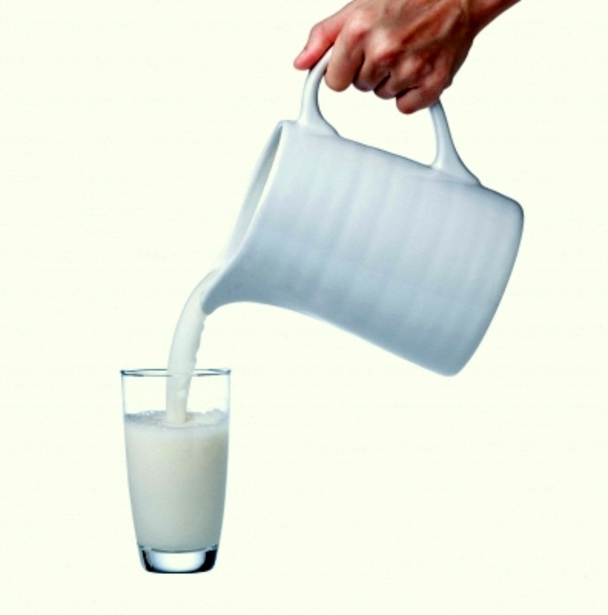 Milk is a surprising source of protein