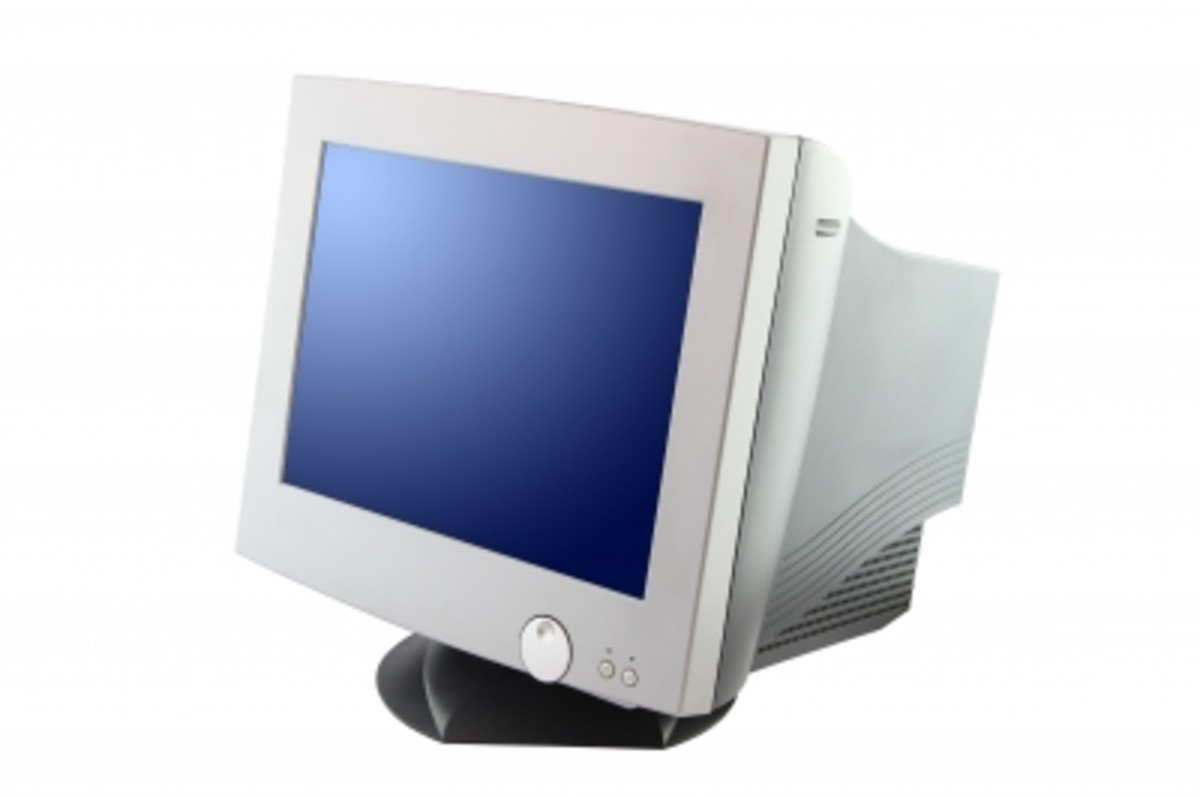 Solution for Display Problem on Desktop Computer Monitor and