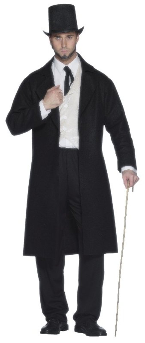 Undertaker Costume - use any Victorian Man