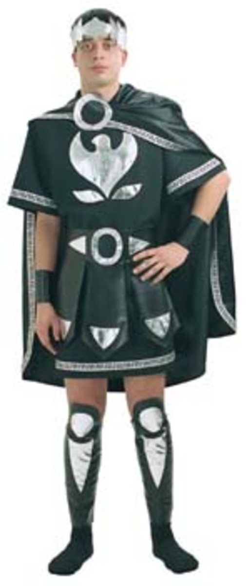 Use this costume for Caesar or Mark Antony