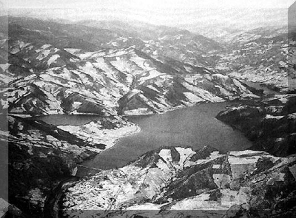 The Chosin Reservoir - One of the most rugged places on the entire Korean Peninsula.