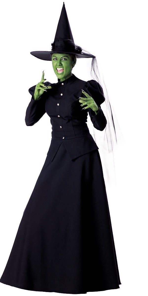 InCharacter Costumes Women's Witch Adult