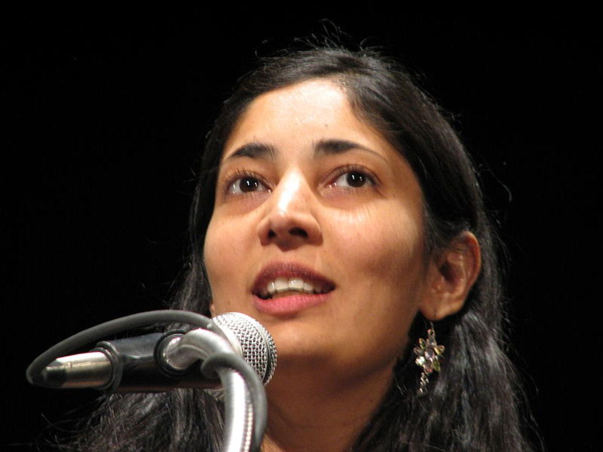 Kiran Desai, Indian Writer