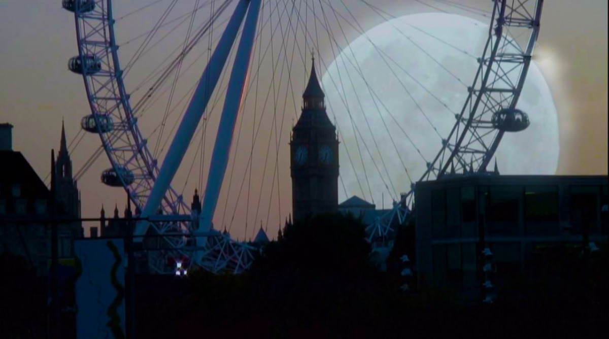 """A still from the excellent BBC documentary """"Do we really need the moon?"""""""