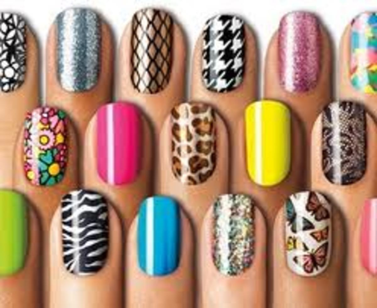 DIY Nail Art Designs for Beginners