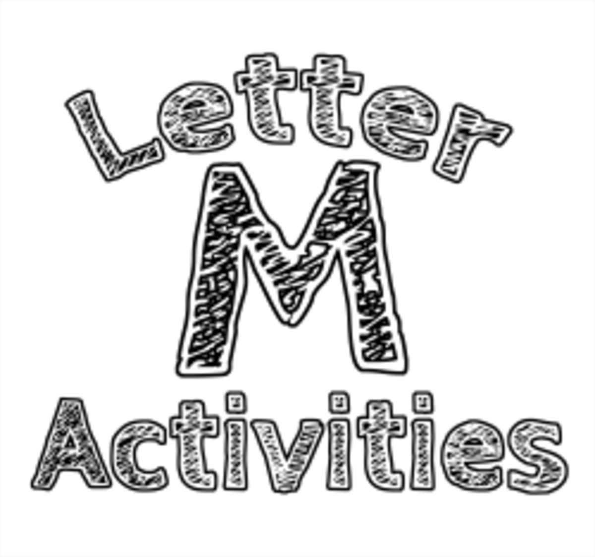 Letter M: Alphabet Activities for Kids