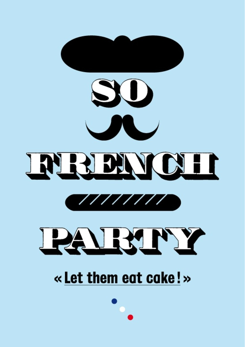 How to throw a French-themed Tea Party