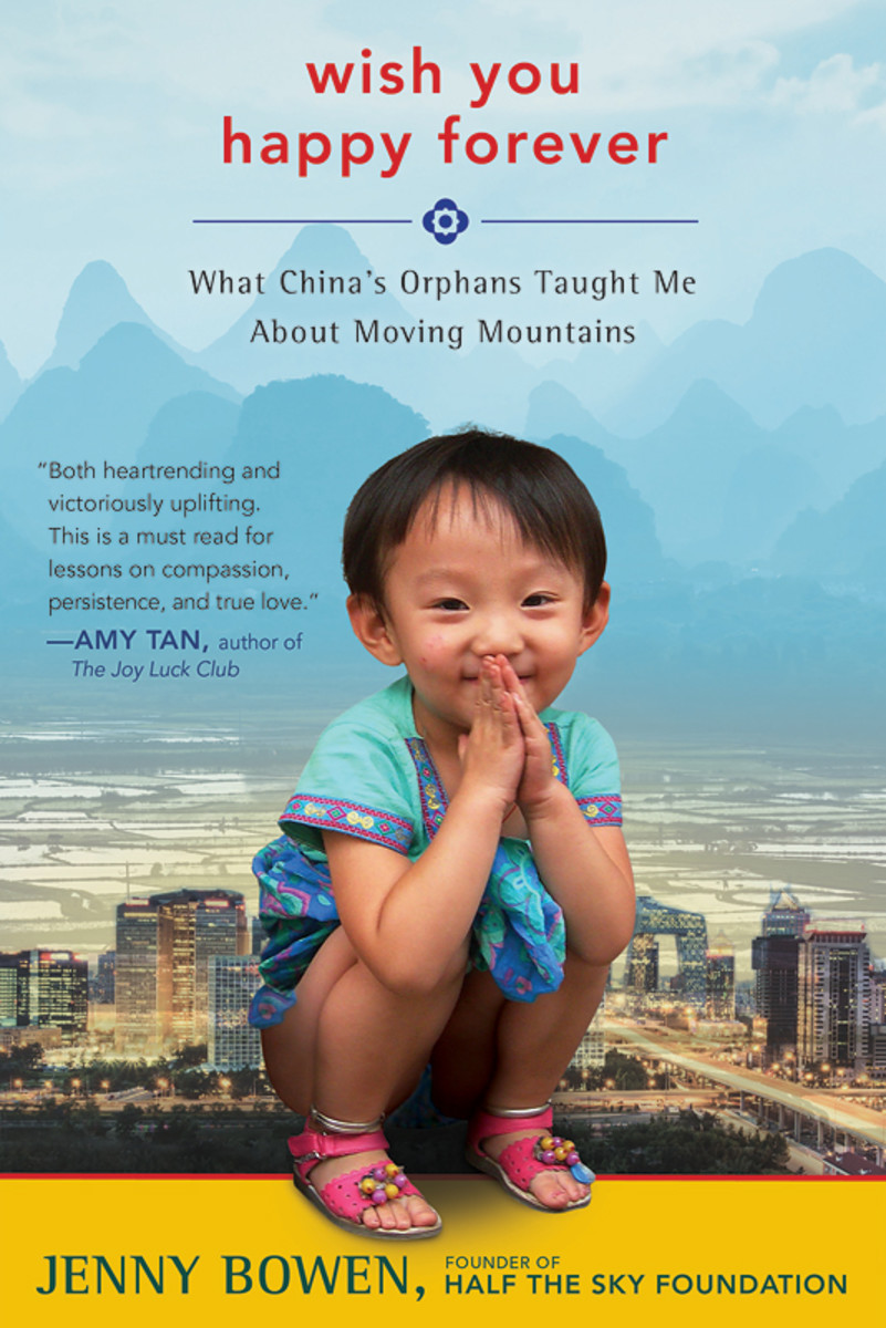 Wish You Happy Forever -- Good Books for Moms with Children Adopted from China