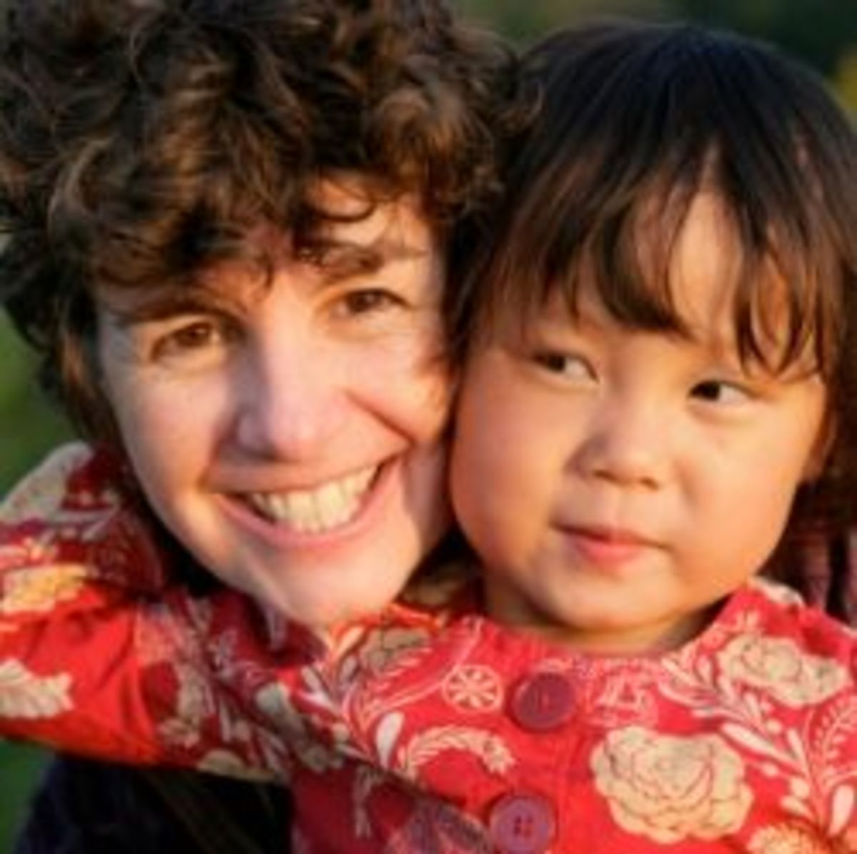 Best Books for Moms: Families With Children From China