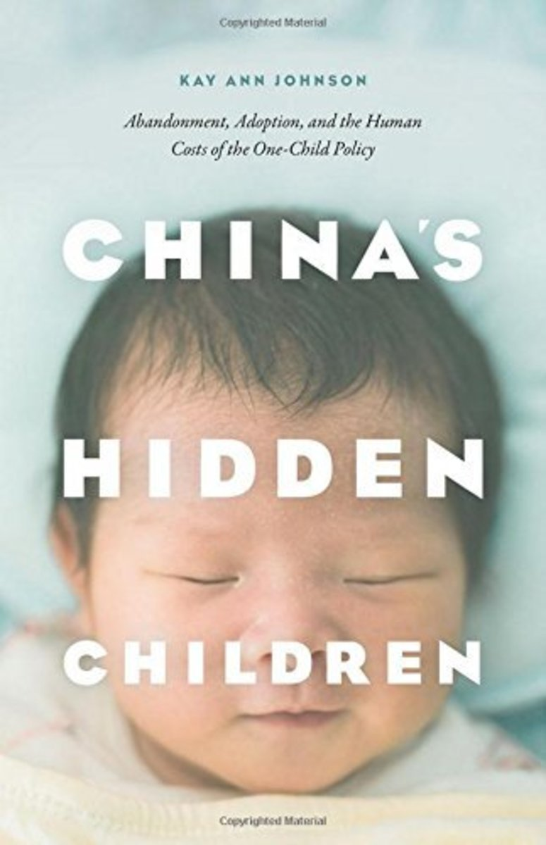 China's Hidden Children by Kay Ann Johnson