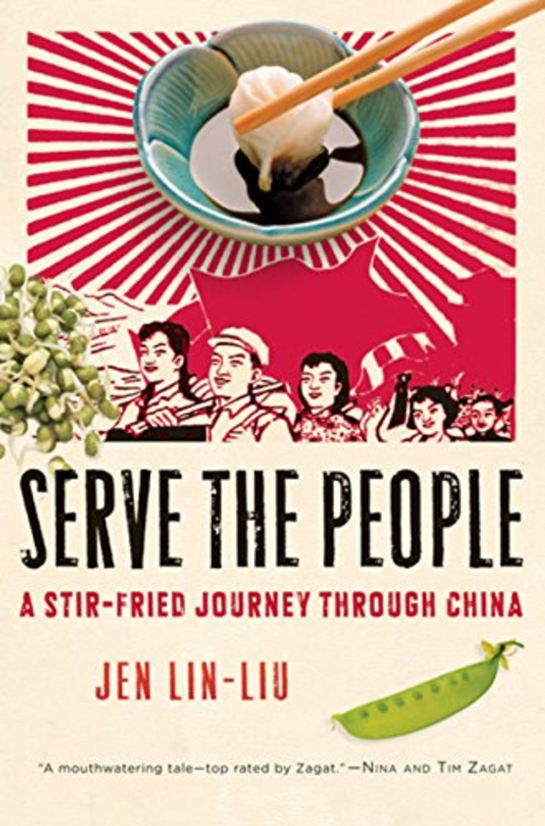 Serve the People by Jen Len-Liu