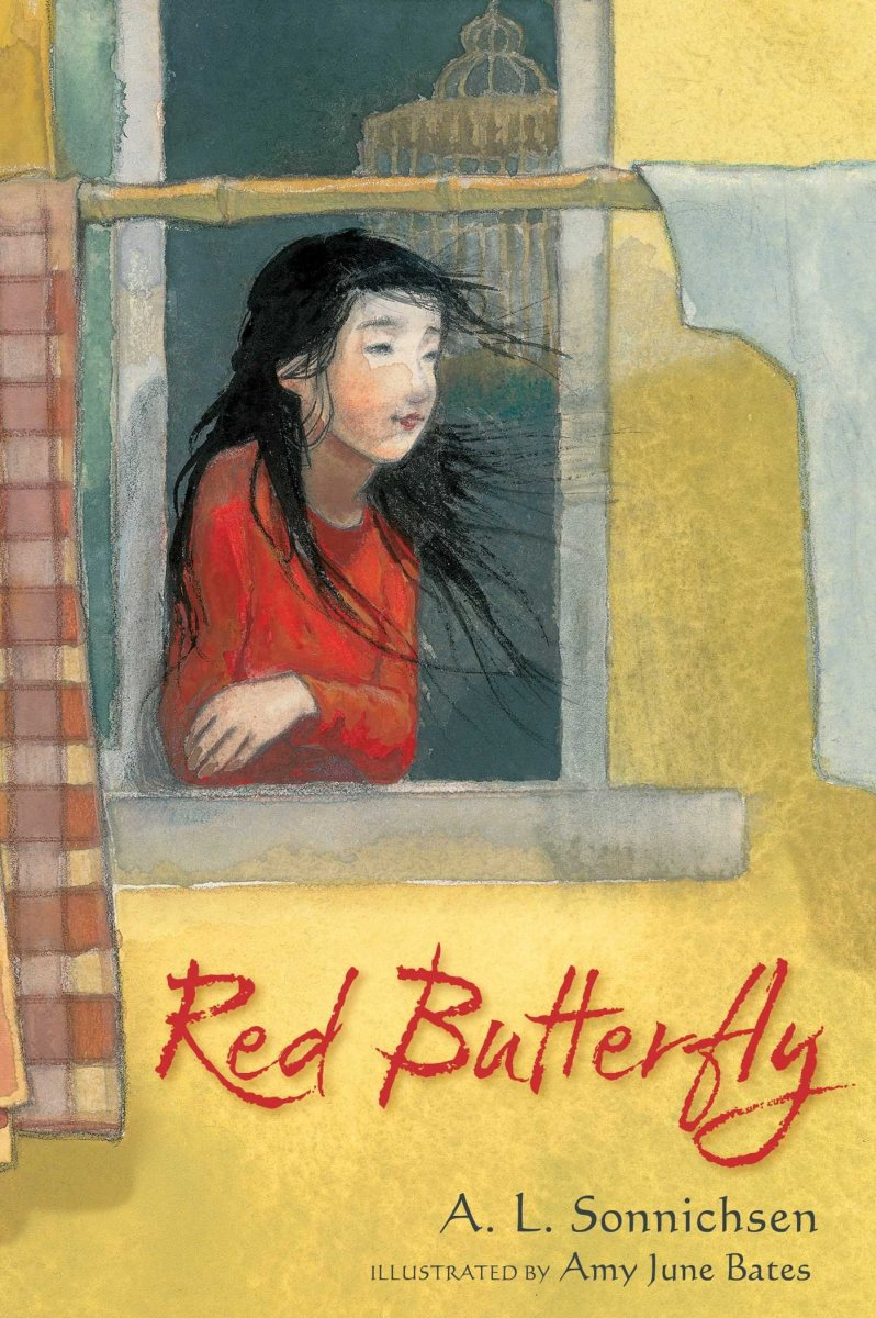 Red Butterfly by A. L. Sonnichsen