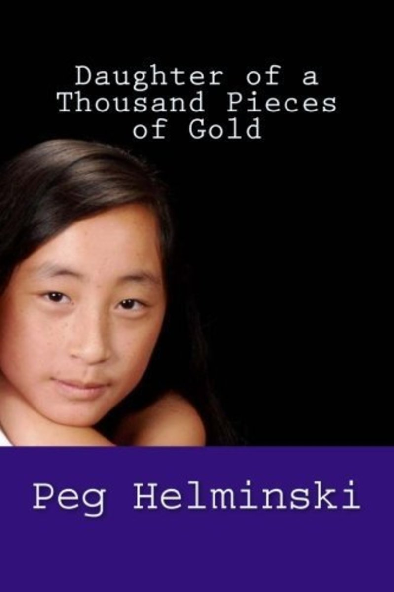 Daughter of a Thousand Pieces of Gold by Peg Helminski