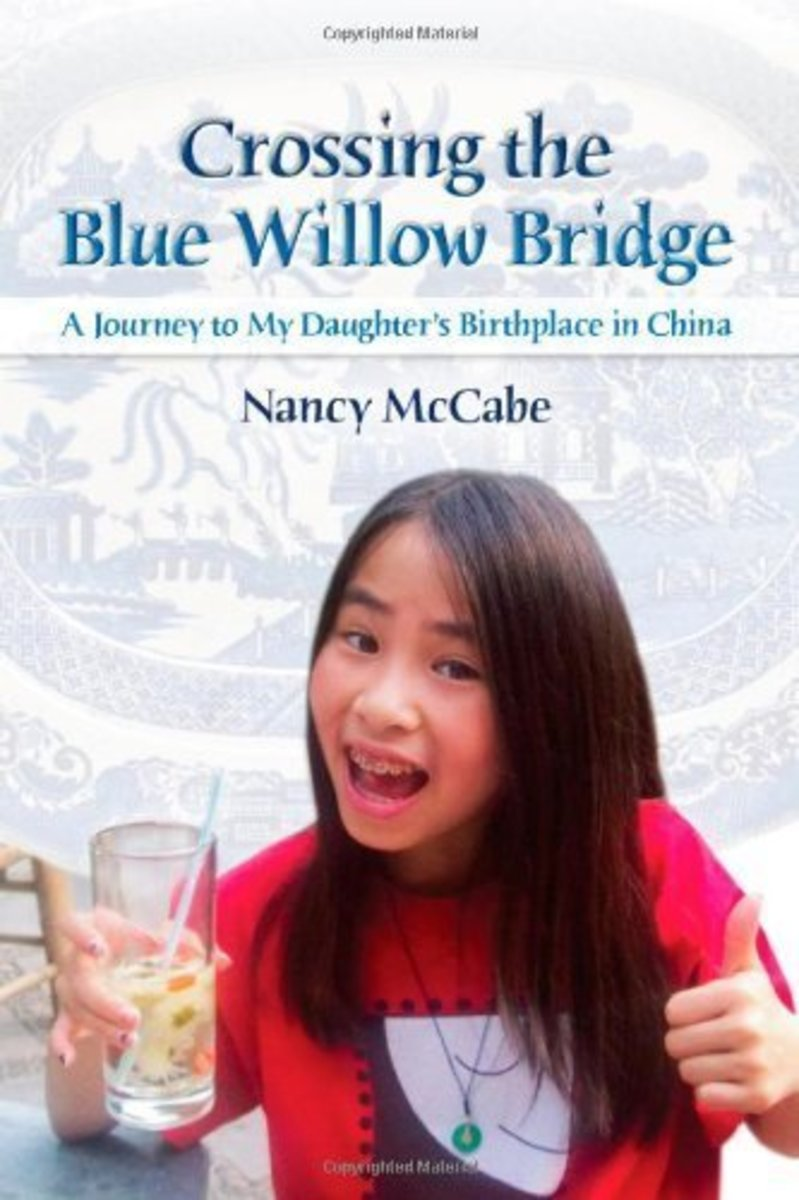 Crossing the Blue Willow Bridge by Nancy McCabe