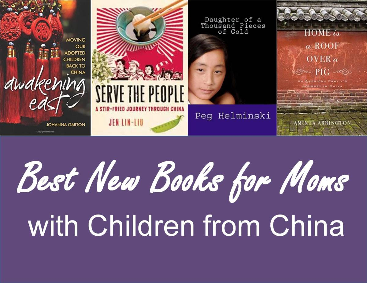 Best New Books for Moms with Children Adopted from China