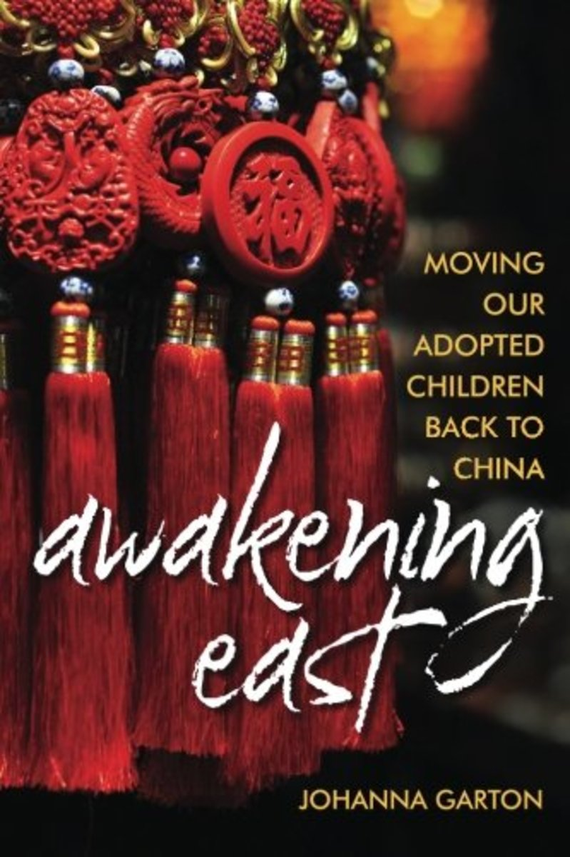 Awakening East by Johanna Garton