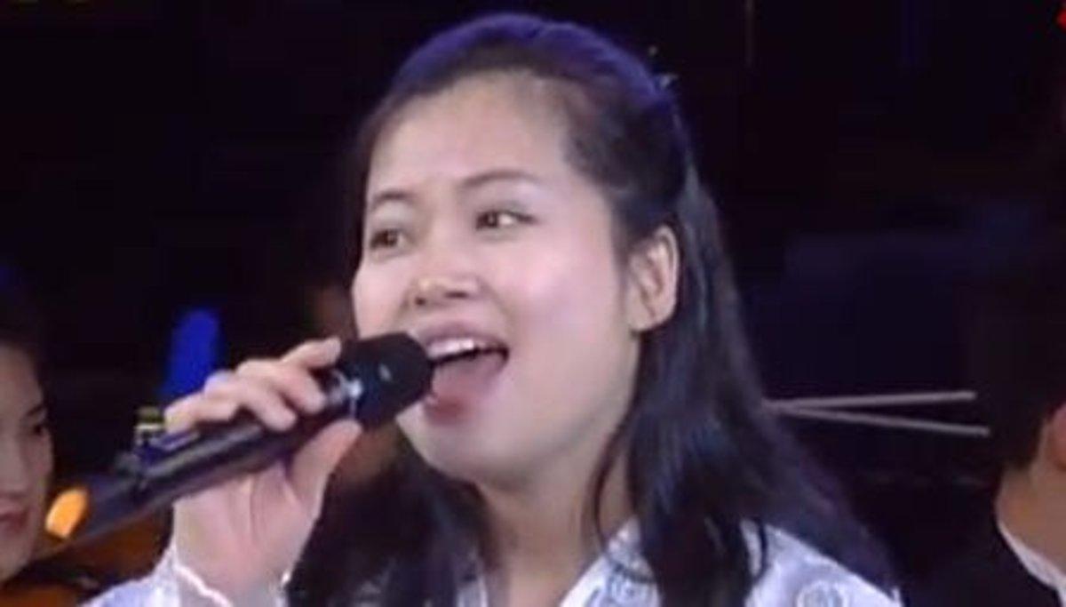Hyon, former girlfriend