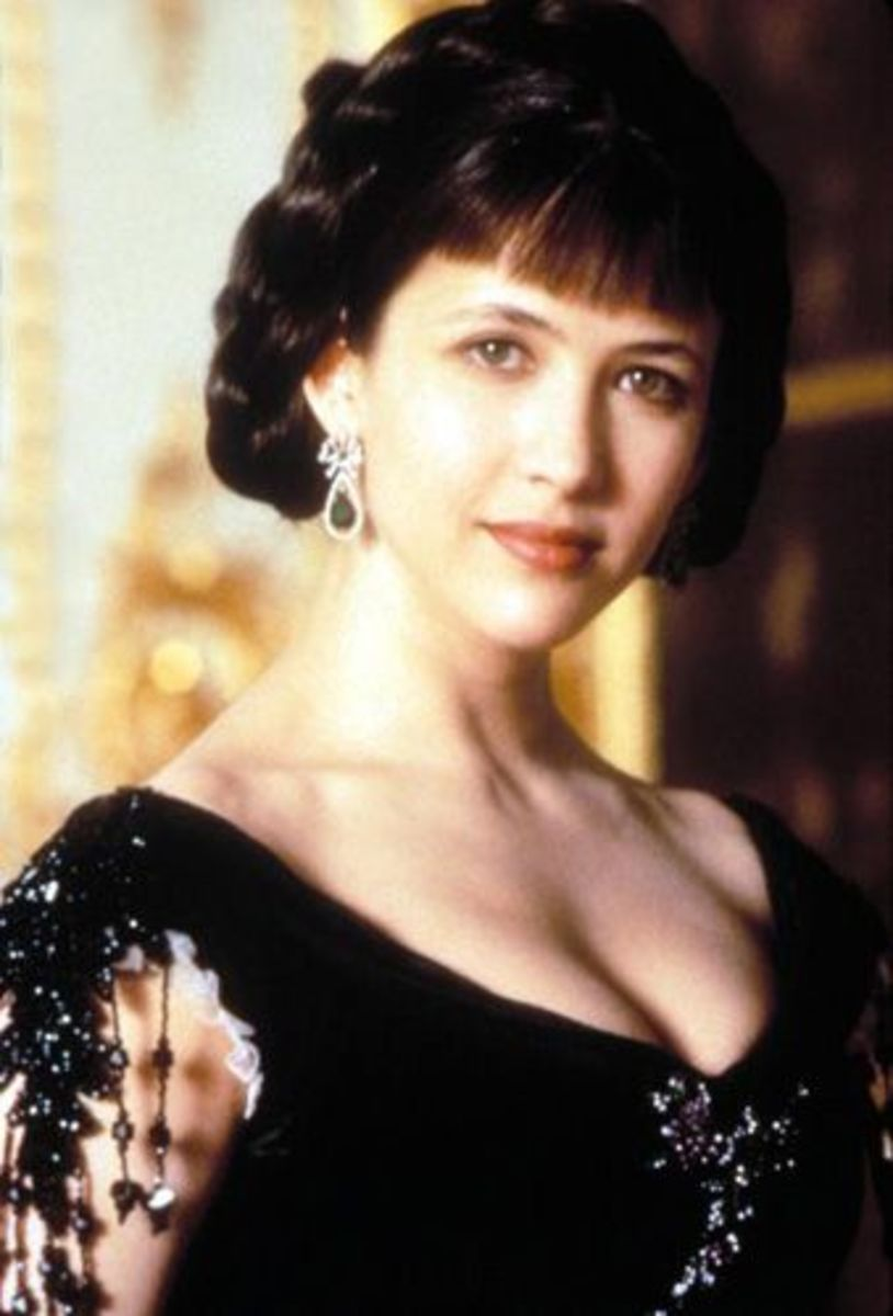 Anna Karenina 1985 Marceau as Anna Karenina