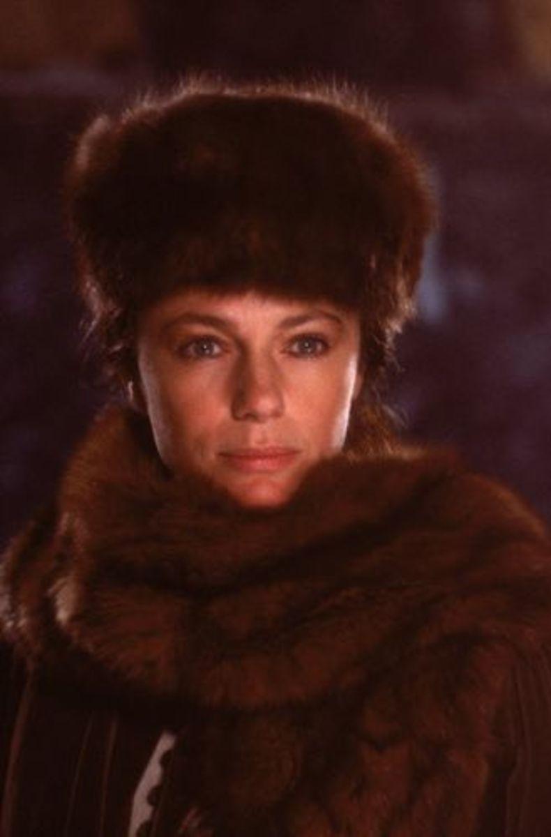 Jacqueline Bisset as Anna Karenina