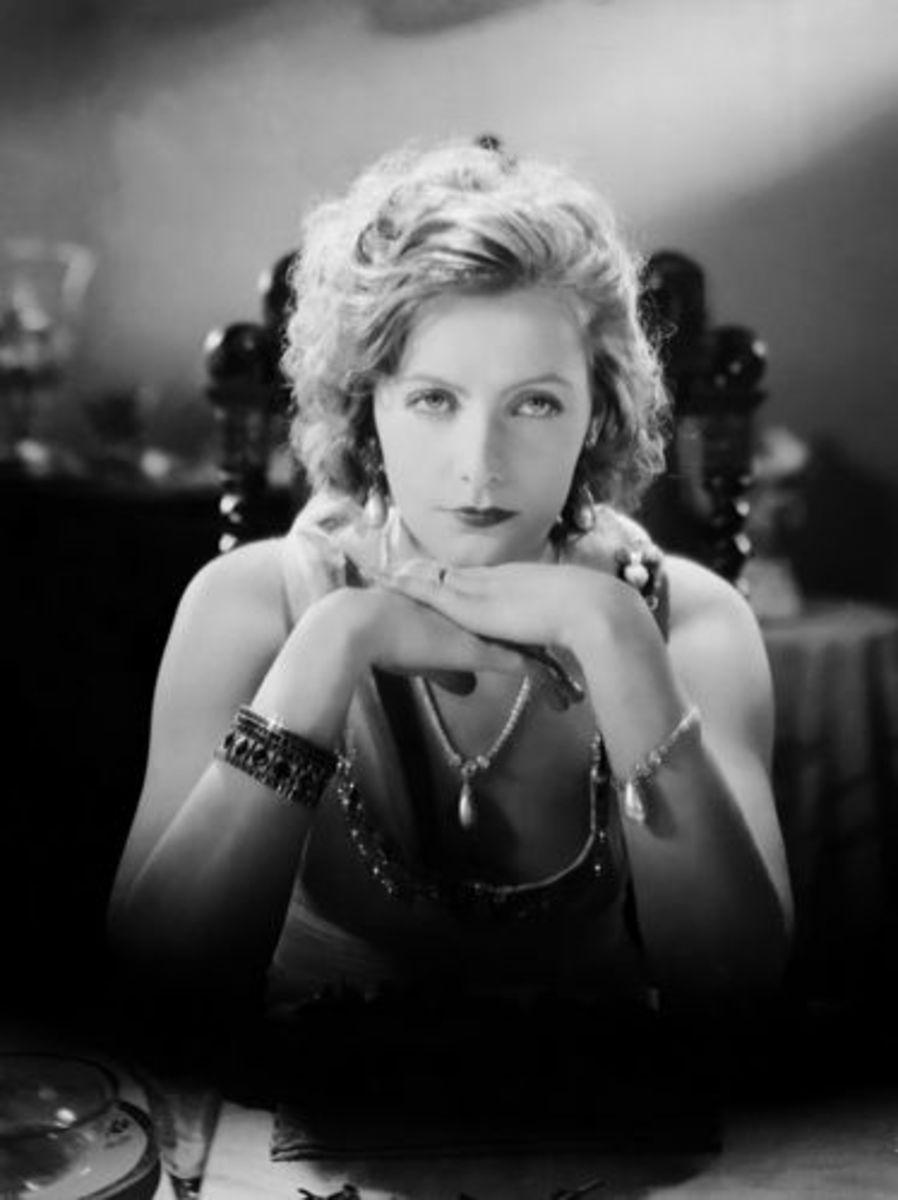 Greta Garbo as Anna in Love