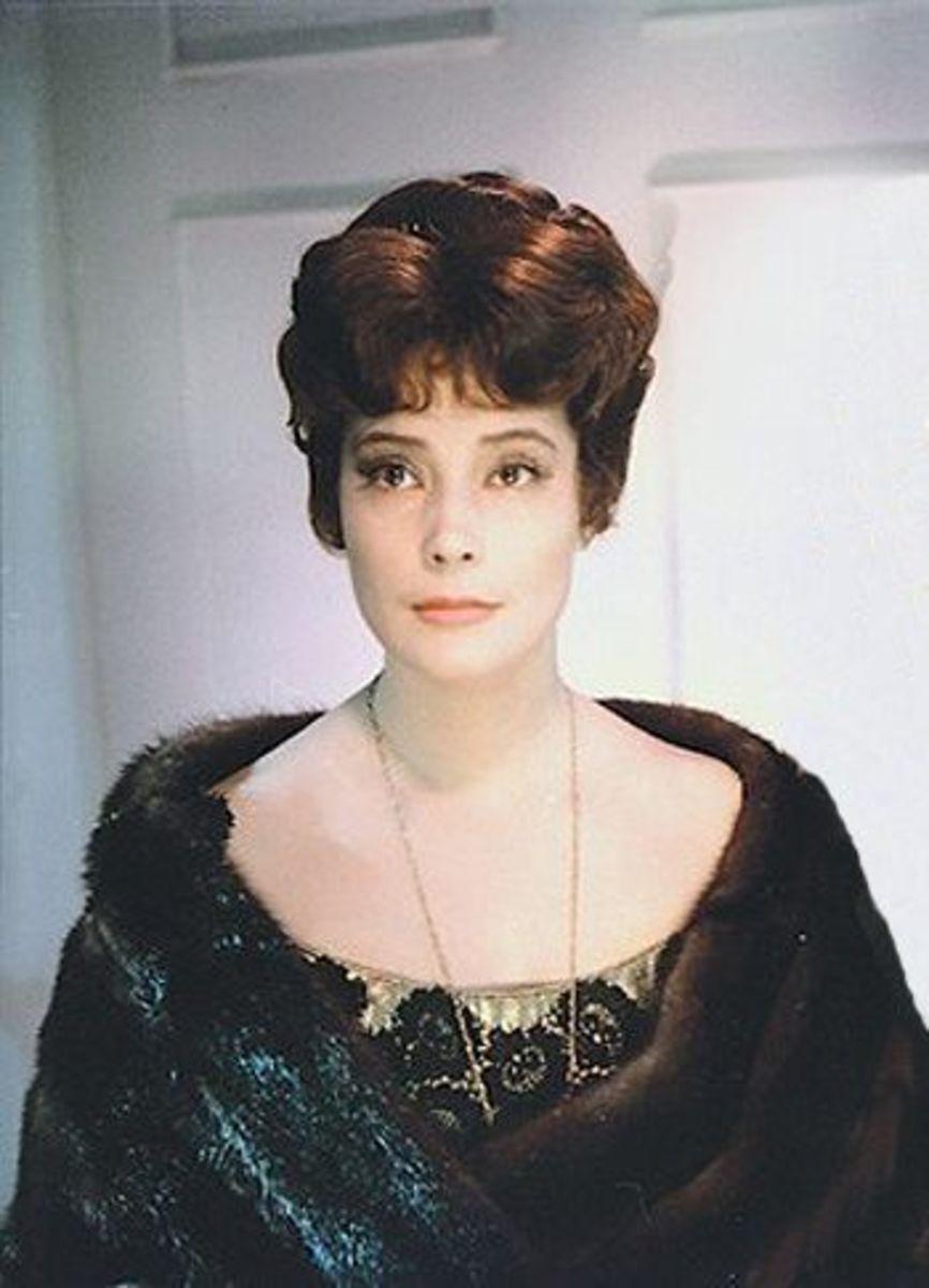 Tatyana Samojilova as Anna Karenina