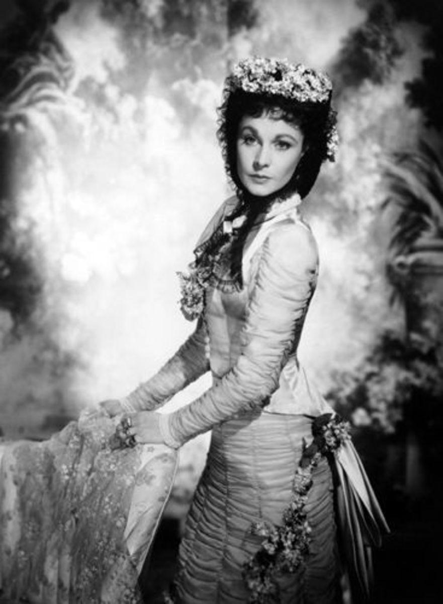 Vivien Leigh as Anna Karenina in a Promational Shot