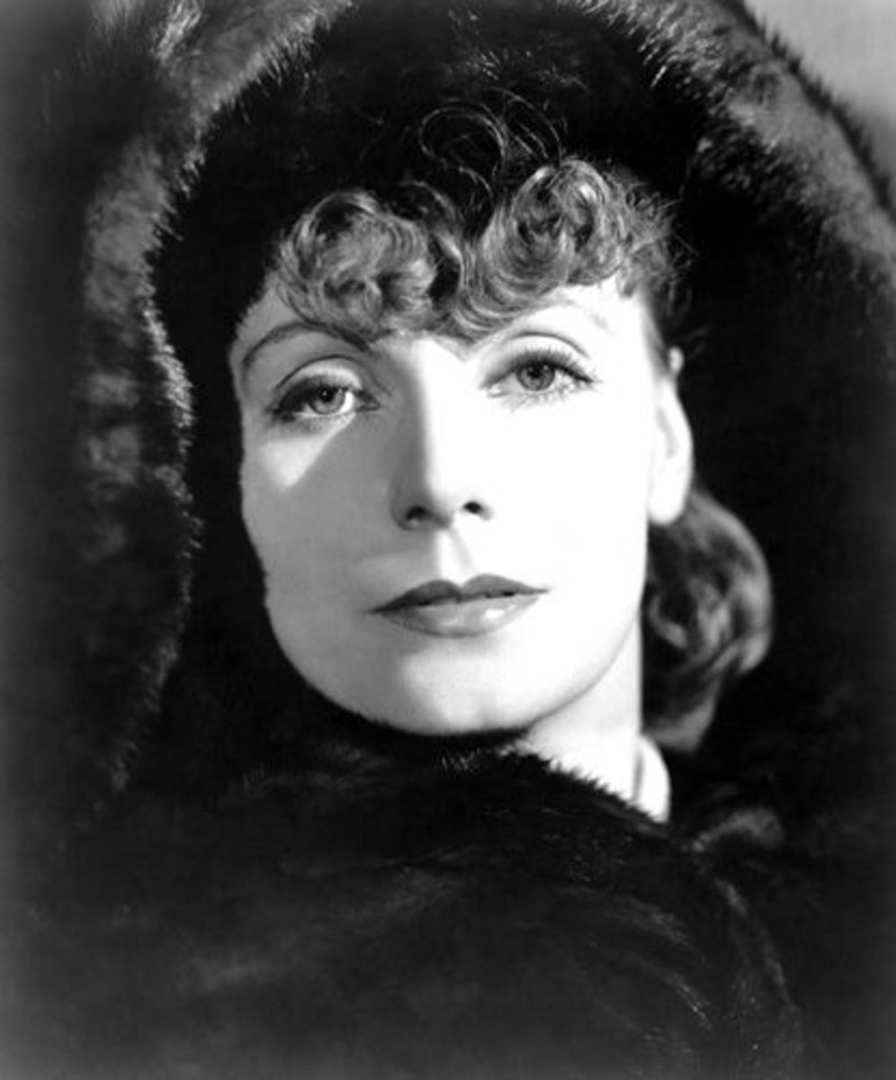 Greta Garbo as Anna Karenina