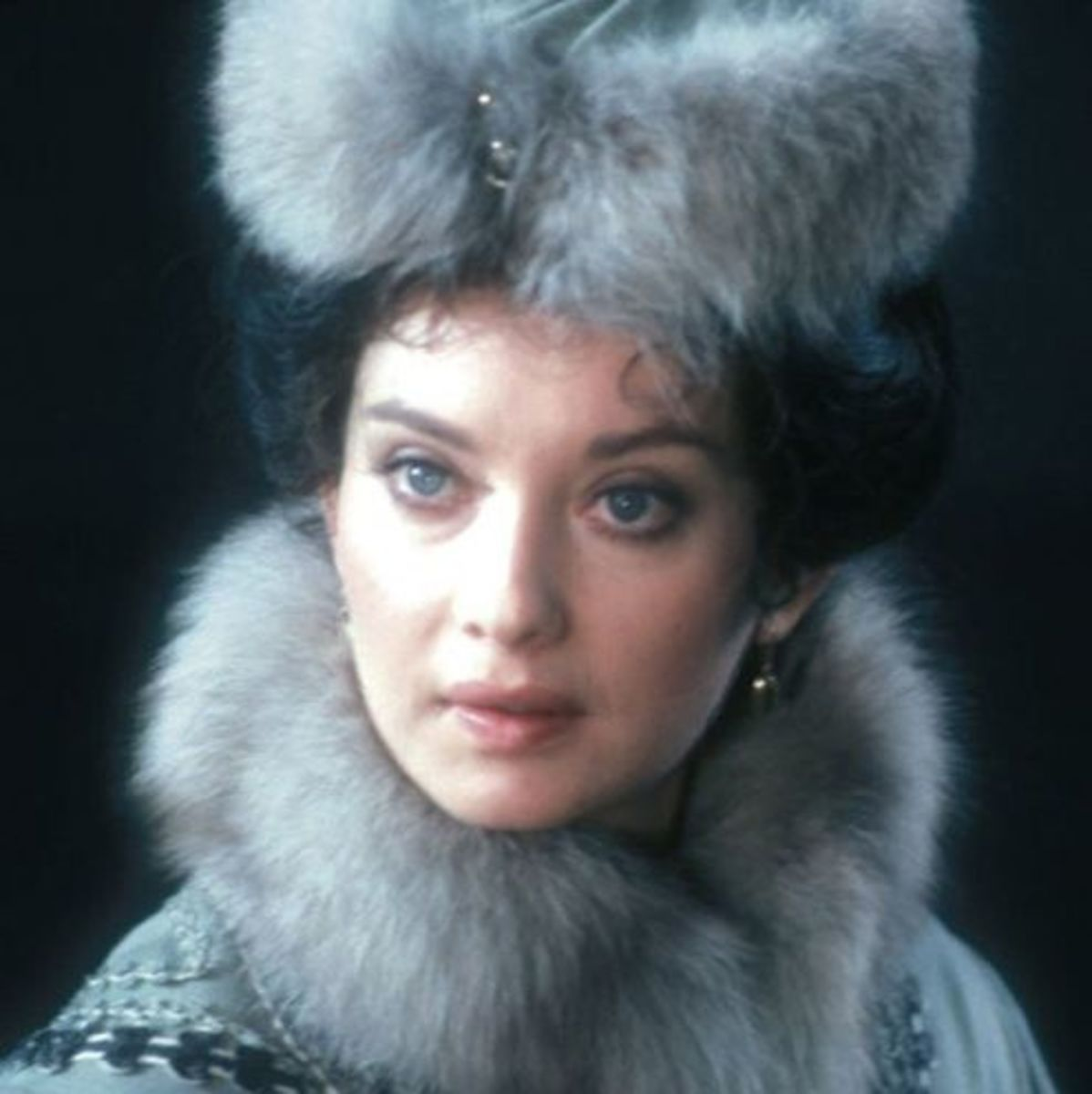 Anna Pagett as Anna Karenina