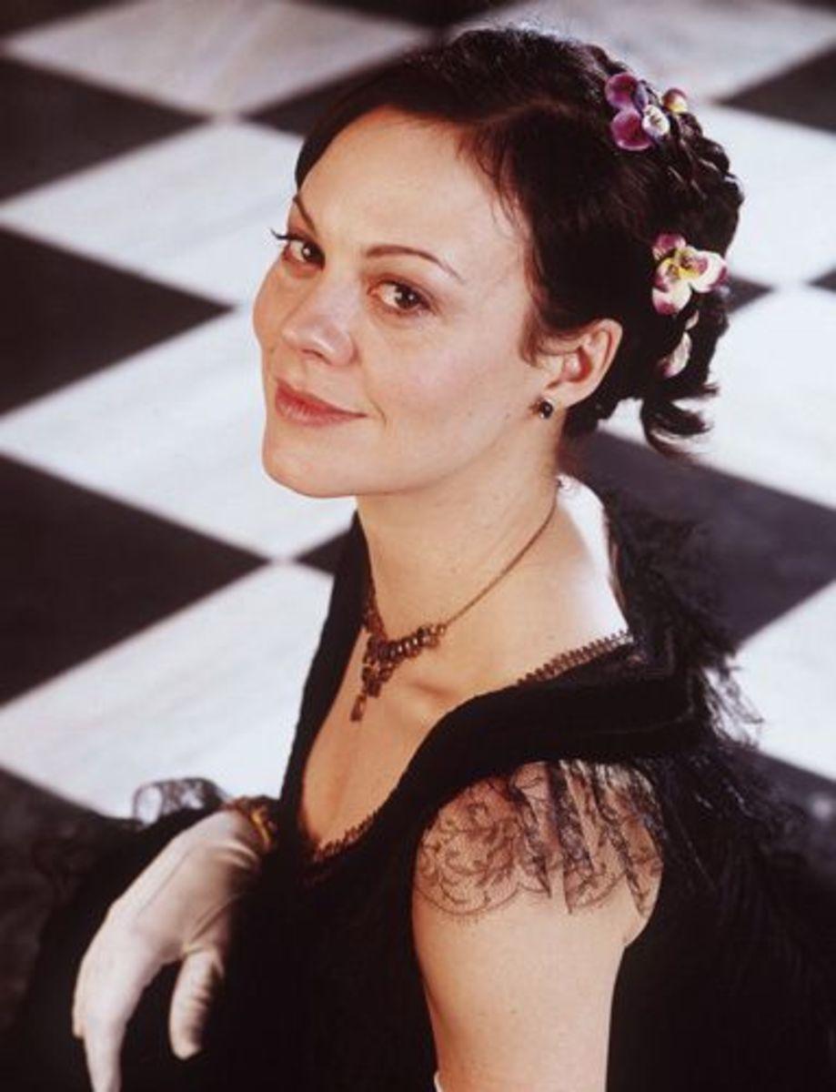 Helen McCrory as Anna Karenina
