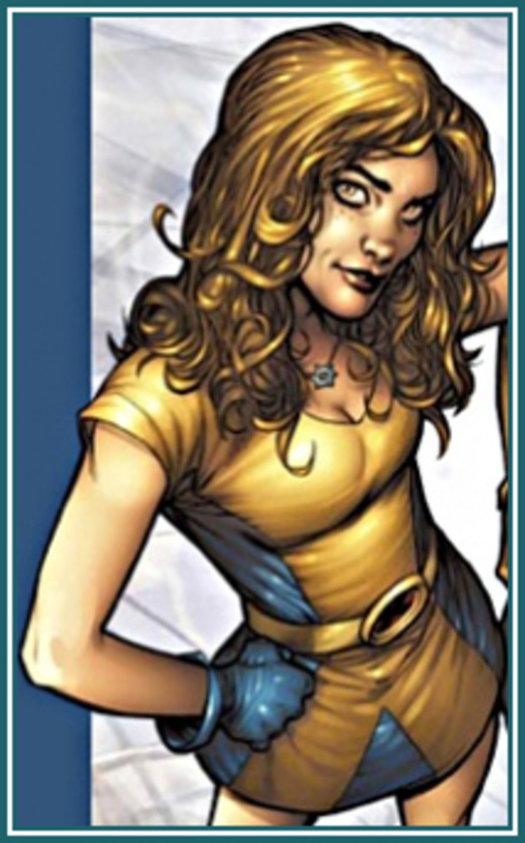 The Ultimate Kitty Pryde.